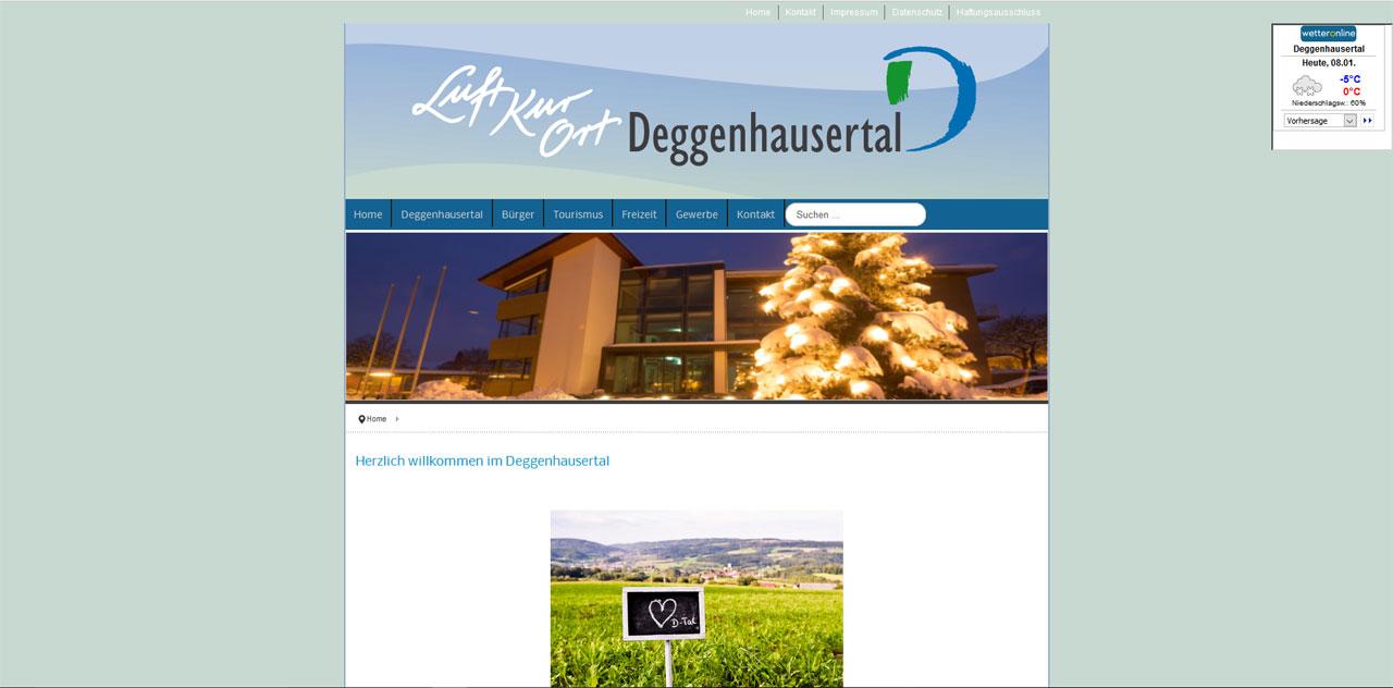 Deggenhausertal.de