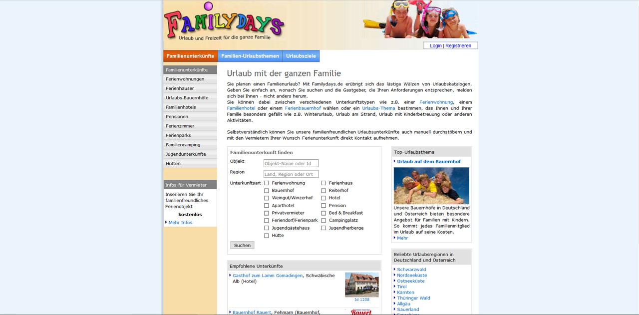 Familydays.de