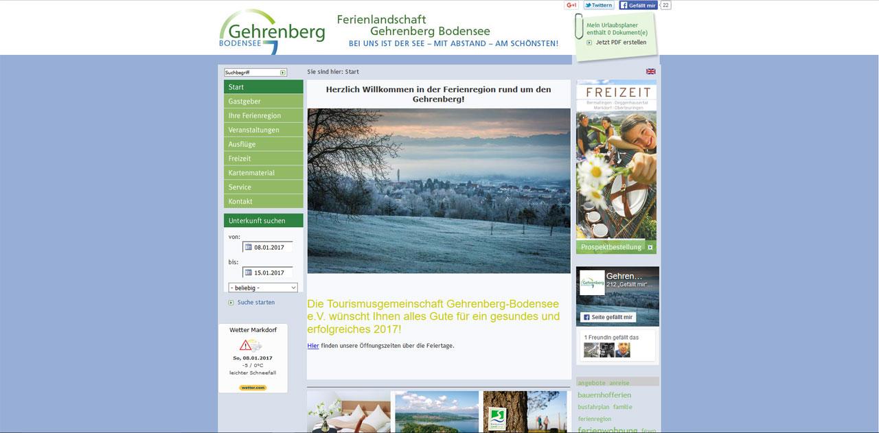 Gehrenberg-Bodensee.de